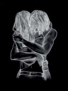 آغوش تو... آرامش منه...